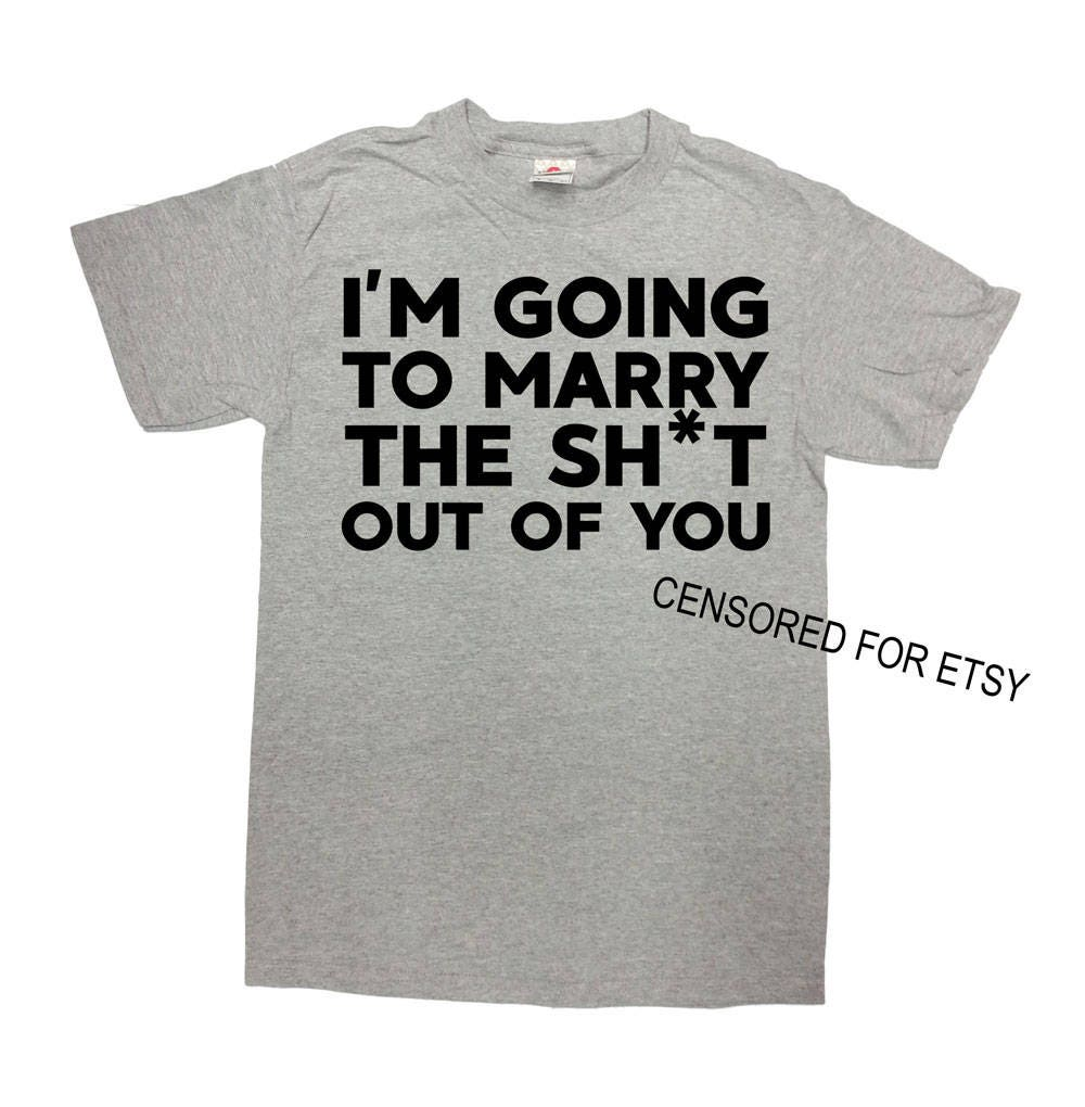 Funny Wedding Gifts For Groom: Funny Wedding Shirt Groom T Shirt Engagement Gifts For Her