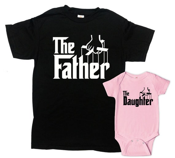 Matching Father Daughter Shirts Daddy Daughter Gifts Dad And Etsy
