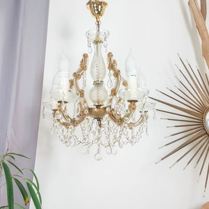 Marie Terese 5 Light Chandelier