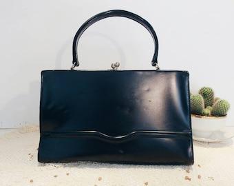 Handbag leather - gift for her