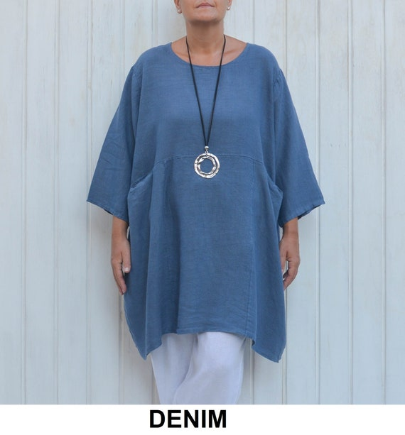 LADIES TUNIC SUMMER VEST /& CROCHET LACE ONE SIZE MOCCA TOP FIT 14,16,18,20,22,24