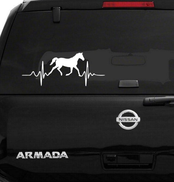 Horse Rodeo Vinyl Decal Sticker car Window Wall Phone Multiple Sizes