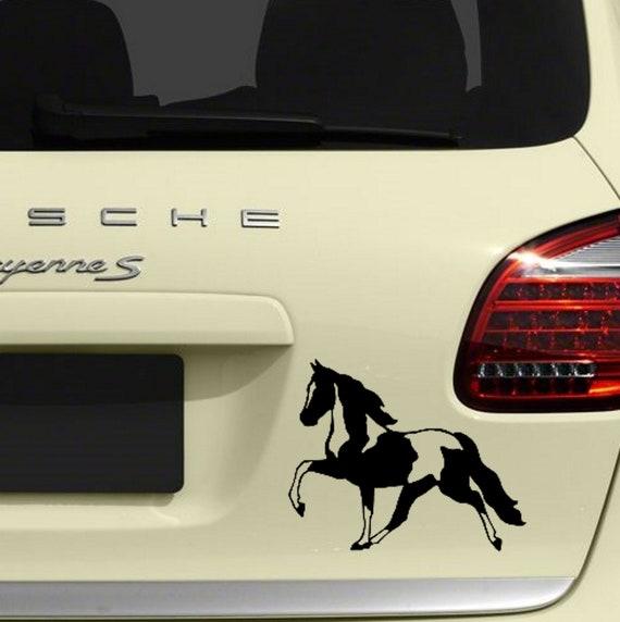 "western country 6.5/"" COWGIRLS RULE vinyl decal car window laptop sticker"