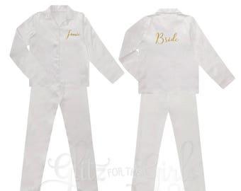 Bridesmaid pyjamas  9b6eb2a24