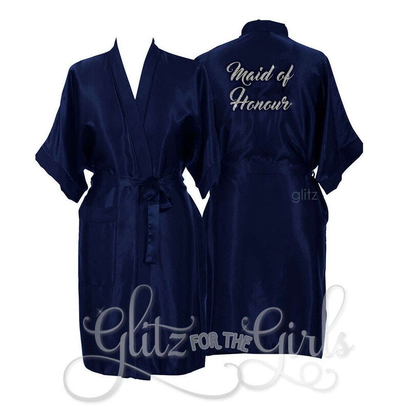 LADIES VARIOUS COLOURS SATIN LONG DRESSING GOWN//ROBE IN UK SIZES 8-24