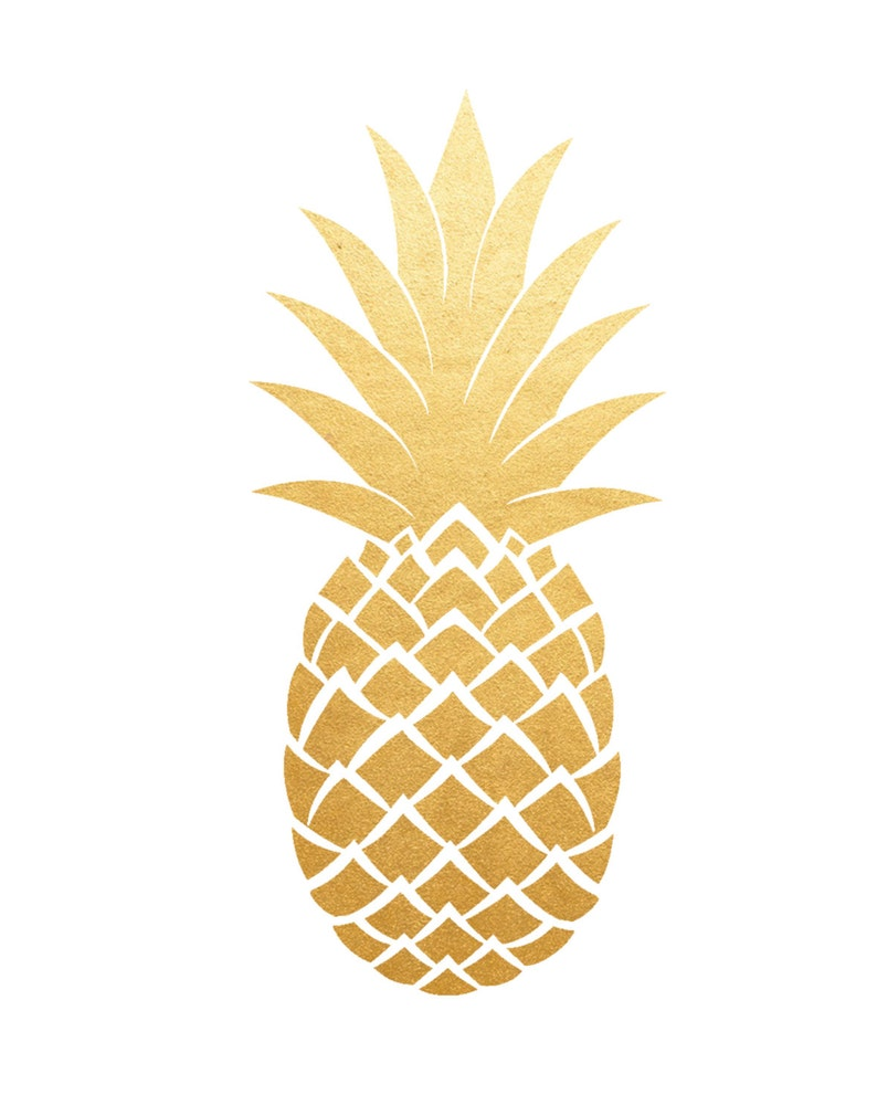 image about Printable Pineapple known as Gold Pineapple Print, Printable Artwork, Gold Pineapple Artwork, Pineapple Printable, Pineapple Print, Pineapple Decor, Wall decor, Instantaneous Obtain