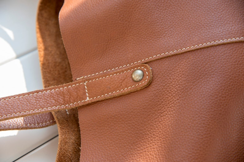 Special Sale**Only one left .Real Leather  Bag.Real Leather Tote.