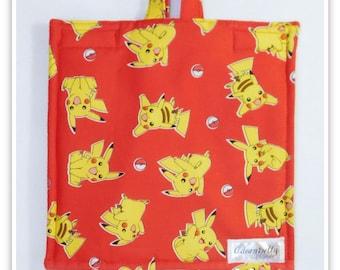 Pikachu Insulated Bag Cover (Feeding Pump Bag Infinity Joey) Pokemon