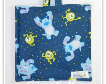 Monsters Inc Insulated Cover (Feeding Pump Bag Joey Infinity)  Sully, Mike Wazowski