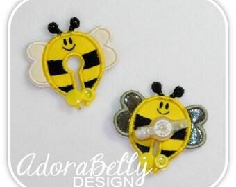 Tu-BEE Bee Shape Tubie Cover (G tube Covers  Gtube Pad)  Bzzz