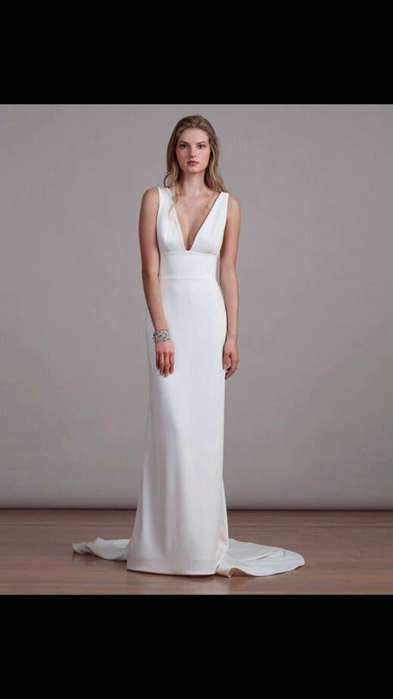 acc771e3e1386 Price Reduced Couture Bridal Dress Custom Made or Standart