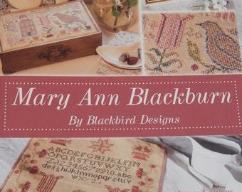 Mary Ann Blackburn lâche plumes printemps 2012 par Blackbird Designs