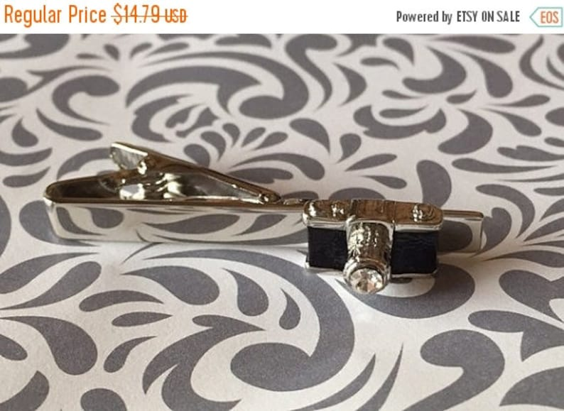 ON SALE Camera Photographer Photography Tie Clip Bar Clasp