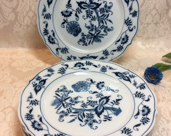 REDUCED 29 piece set of Blue Danube or Dresden by Sphinx Import 1957  almost never used excellent condition tableware