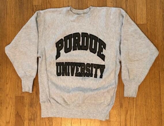 Vintage Purdue University Boilermakers Champion Re