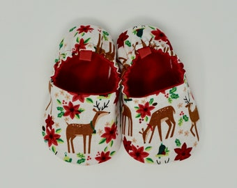 803d95416f1 Christmas Baby Shoes