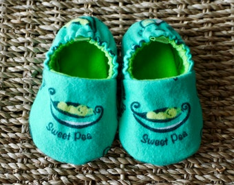 c7823ce950f Avocado Baby Shoes Gray Shoes Soft Sole Baby Shoes Baby