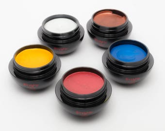 Hair Color Wax EMAJINY Unisex DIY coloring 5 colors Skin-friendly like cosmetics Made in Japan