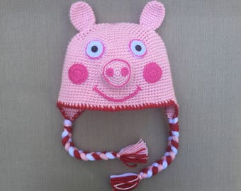 85f6dc0f41a Peppa Pig hat. listing  18969