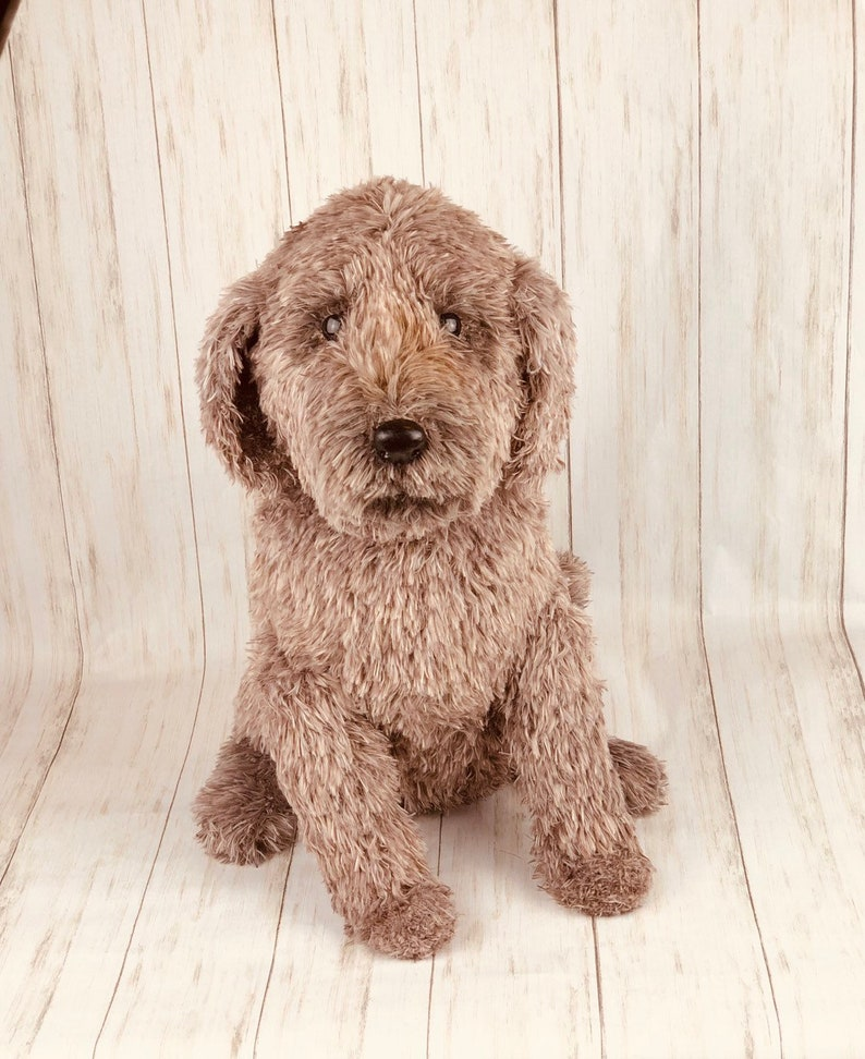Crochet Dog Crochet Puppy Dog Crochet Pattern Dog Pattern image 0