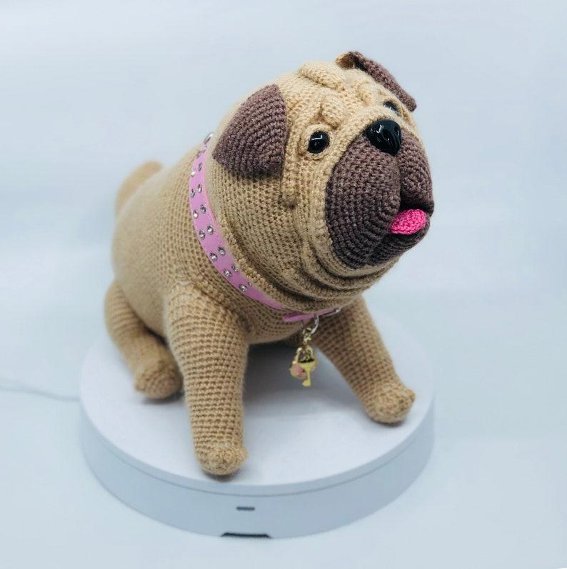 Crochet Dog Crochet Puppy Dog Crochet Pattern Dog Pattern Etsy