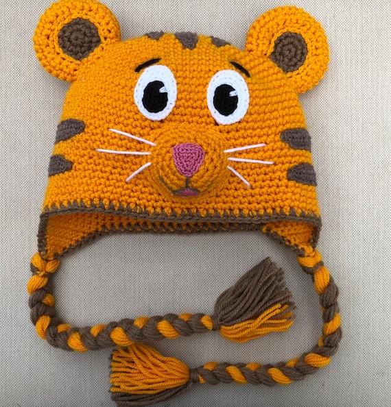 Daniel Tiger hat. listing 13382. Ask free Margaret flower for  49d4ff06cdf