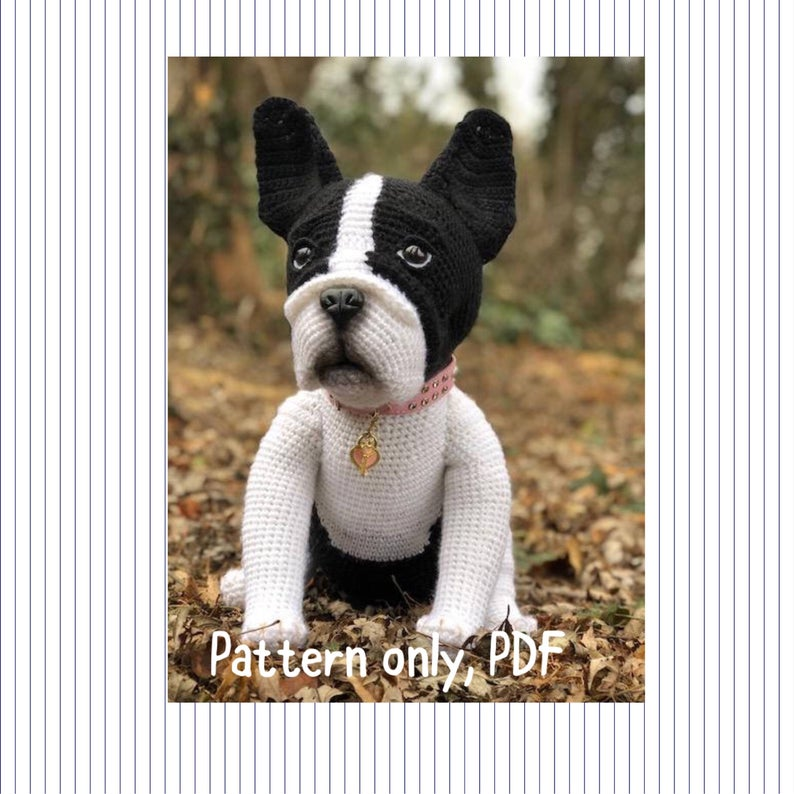 bd579bac8ba Crochet Dog Crochet Puppy Dog Crochet Pattern Dog Pattern