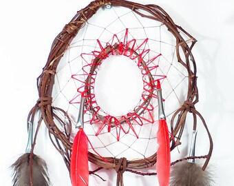 authentic Native American dream catcher wall hanging wall decor Native America medium dream catcher dream catcher svg dreamcatcher mobile