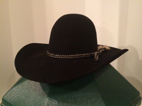 6X Cowboy Hat with 100 Dollar Hand Made Horse Hair