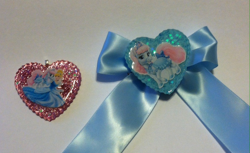 Palace Pets ribbon Disney Princess Ribbon