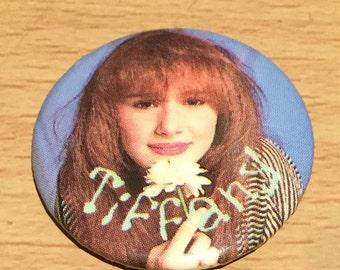 Vintage Tiffany Badge
