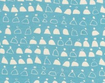 ORGANIC - Cloud 9, 7oz CANVAS, Rain Walk, Swell Blue, see coordinate