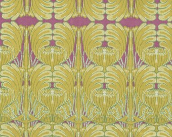 ART FABRIC - Tina Givens, Rose Water, Modern Sister, Green, Westminster Fibers, Free Spirit
