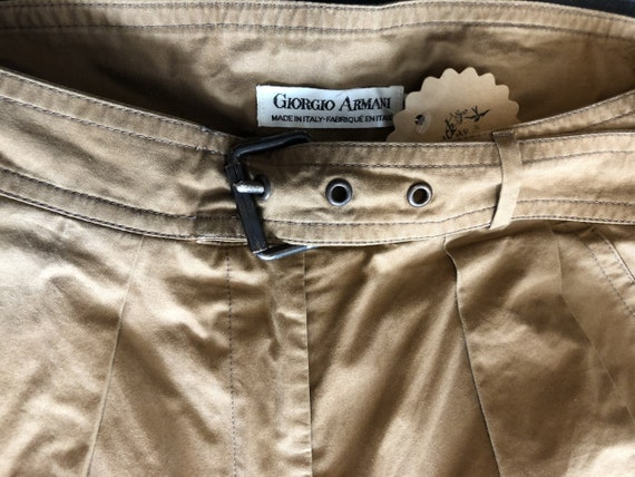 Emporio Armani vintage trousers