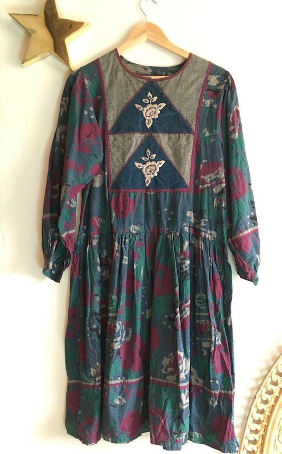 Indian dress 70s