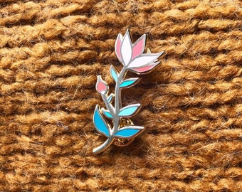 Pin's floral - Jewelry brooch