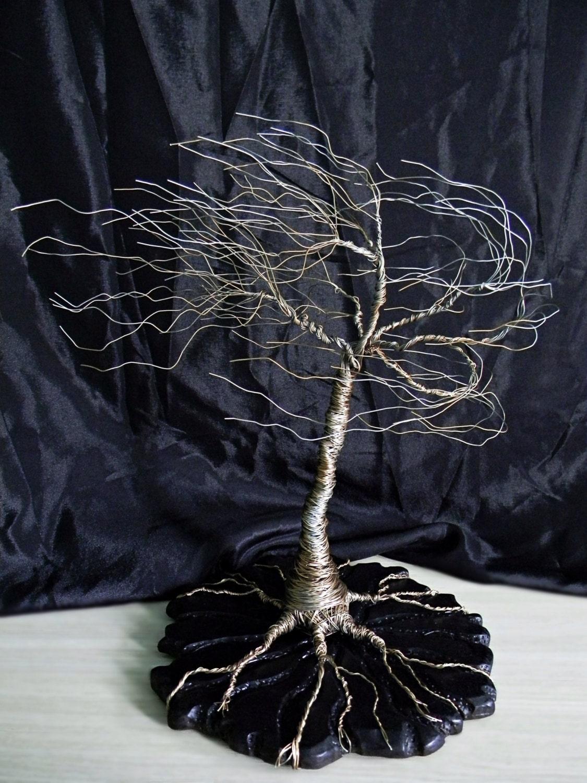 Nett Draht Baum Kunst Fotos - Elektrische Schaltplan-Ideen ...