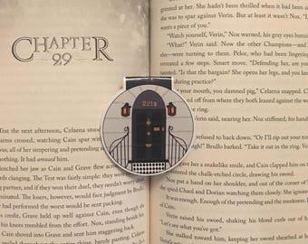 221B Magnetic Bookmark
