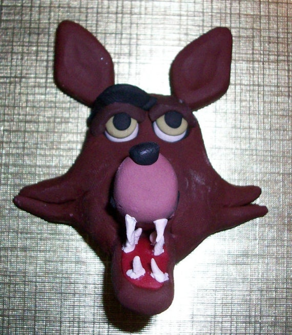 Five Nights at Freddy's: Foxy Magnet