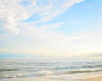 Golden Hour / Beach Decor / Beach Photography / 30A / Florida