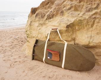 Surf Bag / Board Bag / Upcycled