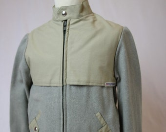 Vintage clothing from new old stock, vintage jacket size 6, Made in France