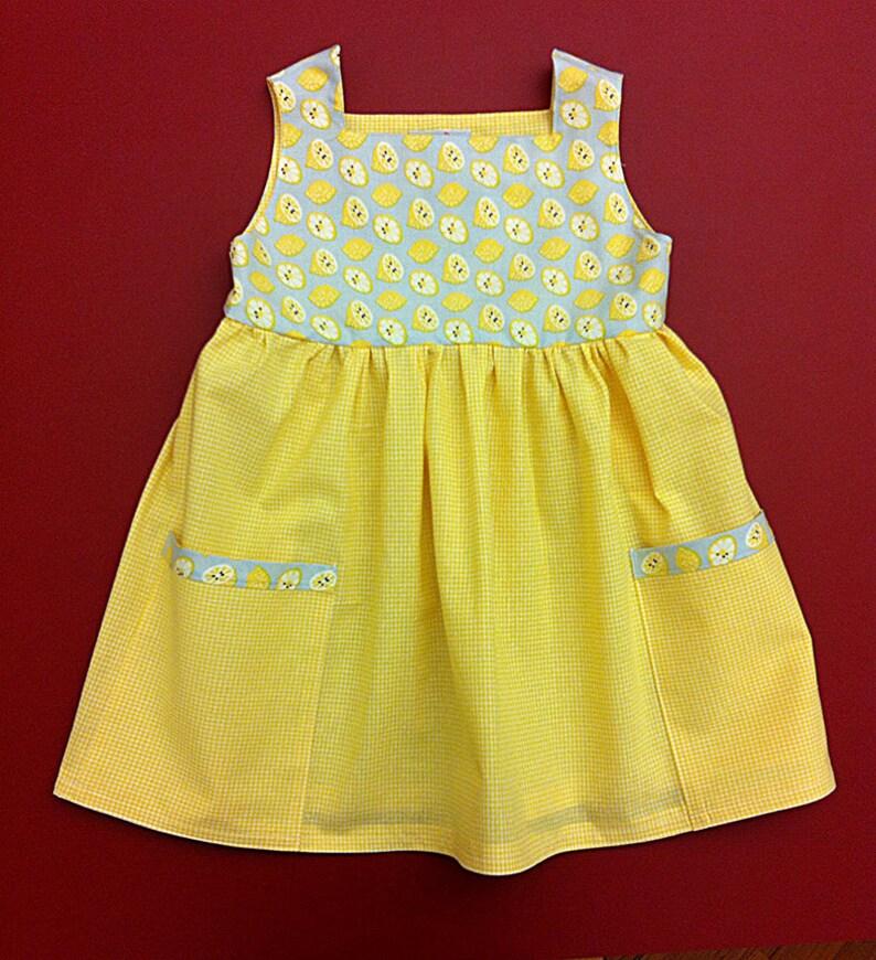 Vestito mille limoni  9ede89f16090