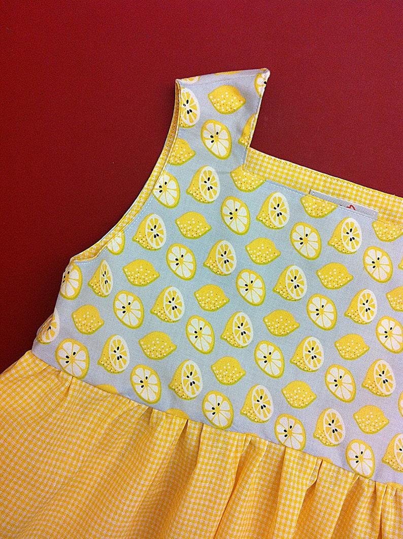 Vestito mille limoni  8866195d1f25