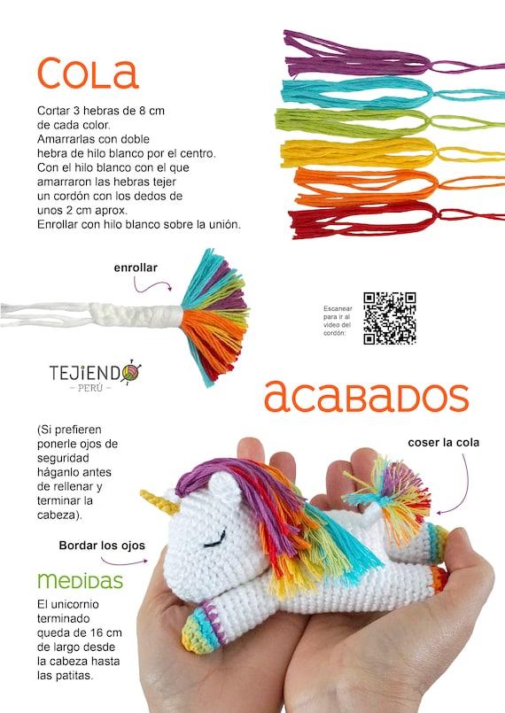 Tejiendo Perú - Vinchas o diademas UNICORNIO arco iris... | Facebook | 805x570