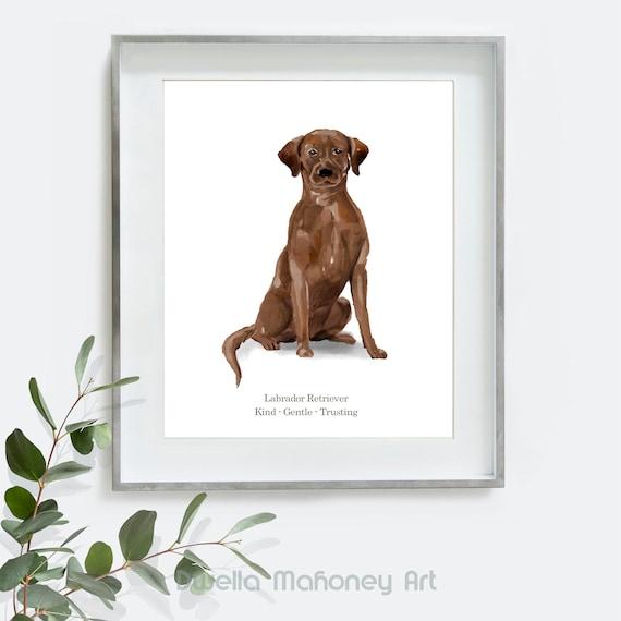 Horse /& Hound White Dog Vintage Art Print Poster A1 A2 A3 A4 A5