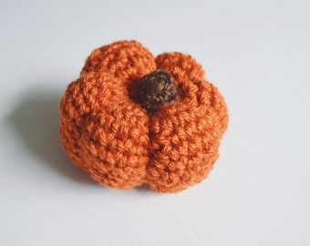 Pumpkin | Crochet Pumpkin
