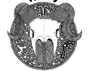 The Ram of Aries