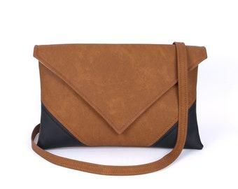 Crossbody Bag, Vegan Leather bag, Leather Crossbody Purse, Small Crossbody Bag, Small Vegan Purse, Vegan Crossbody Purse, Mini Crossbody