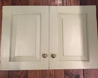 Recessed Panel Cabinet Doors - Wood - Custom, Hand Planed